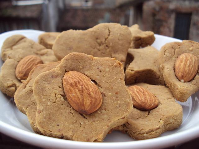 biscotti alle castagne senza glutine