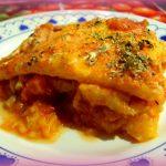 Lasagne polentose