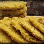Le cialde di miglio per le colazioni gluten-free