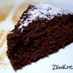 Torta al cioccolato glutin&sugar Free