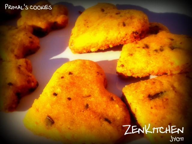 Primal's cookies