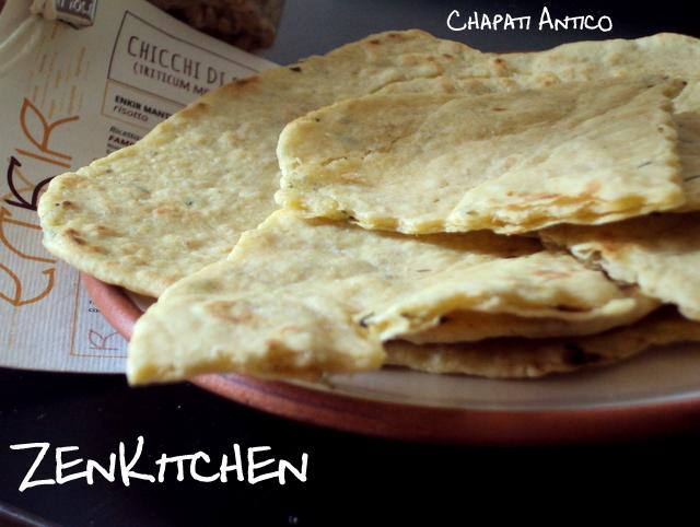 chapati antico
