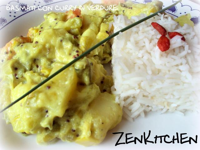 curry di verdure