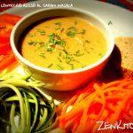 Crema di lenticchie al garam masala