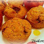 Speedy muffin alla mela e cioccolato