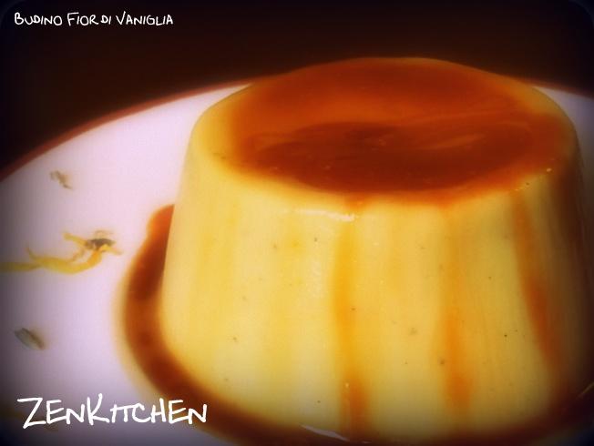budino fior di vaniglia
