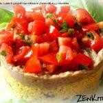 Cous cous integrale al curry e limone con crema di Lenticchie allo Zenzero