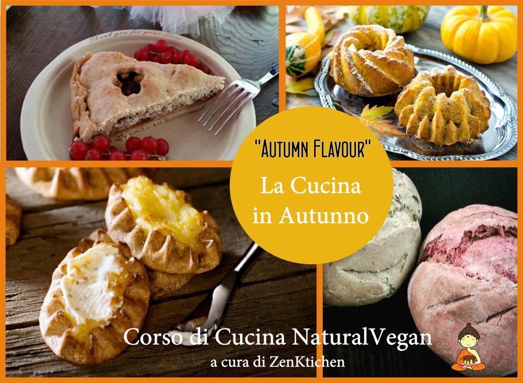 Brescia: La Cucina in Autunno – Corso di Cucina Naturale e Vegan