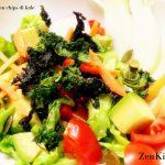 Chips di kale