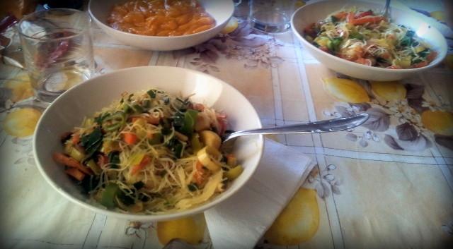 Zazen noodles