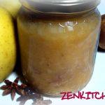 Composta di mele e pere alle spezie