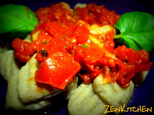 Gnocchi saraceni