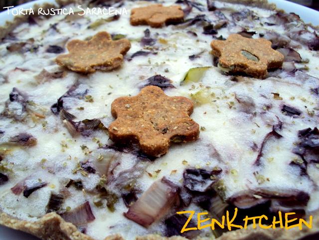 La torta rustica saracena