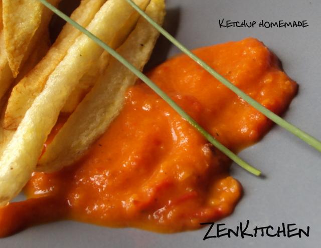 Ketchup home made