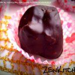 Fichi ricoperti al cioccolato con cuore di pasta di mandorle