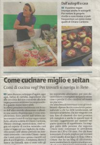 zen kitchen: giornale di Brescia